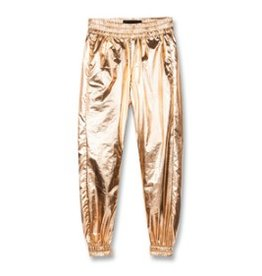 FINGER IN THE NOSE E19 SPRINT Copper Metal - Unisex Woven Jogging Pants