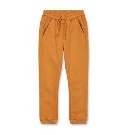 FINGER IN THE NOSE E19 LONGBEACH Ocher - Boy Woven Jogging Pants