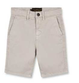 FINGER IN THE NOSE E19 SURFER Warm Grey - Boy Woven Chino Fit Bermuda Shorts