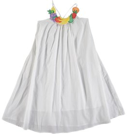 e5e9c6472e0f STELLA MCCARTNEY E19 kid girl fruit necklace dress