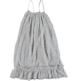 faa09412d6df STELLA MCCARTNEY E19 kid girl sl lurex spot dress