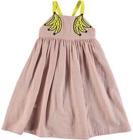 2a0d9588474b STELLA MCCARTNEY E19 kid girl banana patch dress