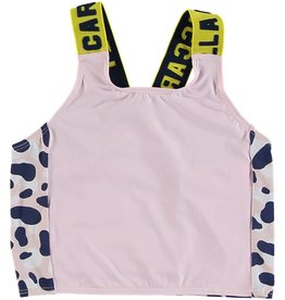 STELLA MCCARTNEY E19 kid girl sport crop top