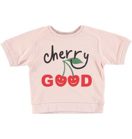 STELLA MCCARTNEY E19 kid girl cherry good ss sweat top