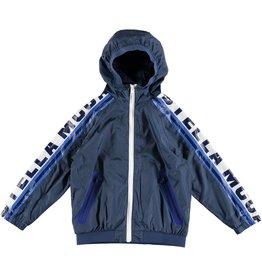 STELLA MCCARTNEY E19 kid boy logo sport jacket