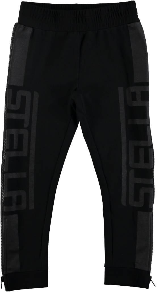 STELLA MCCARTNEY E19 kid boy logo sweatpants