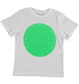 STELLA MCCARTNEY E19 kid boy logo dot ss tee
