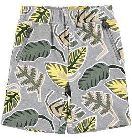 STELLA MCCARTNEY E19 kid boy palm leaf sweat shorts