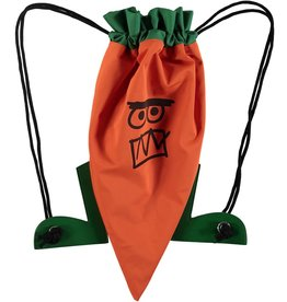 STELLA MCCARTNEY E19 carrot backpack