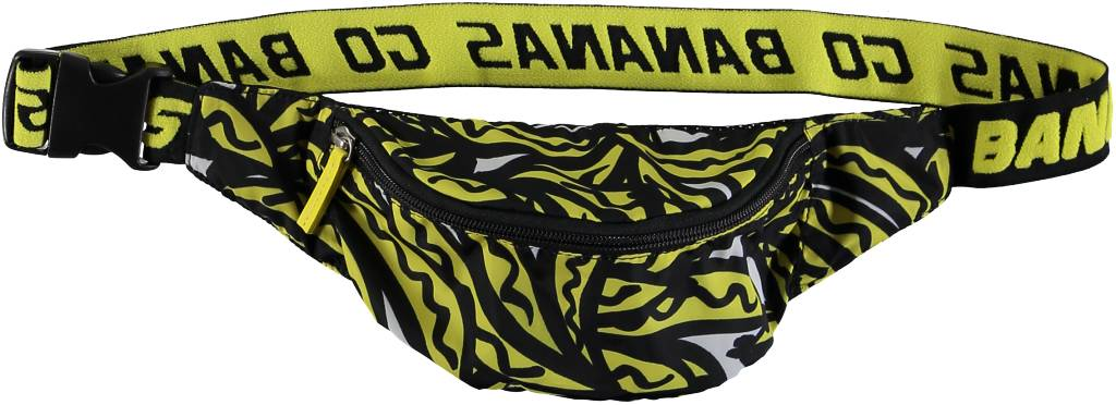 STELLA MCCARTNEY E19 banana fanny pack