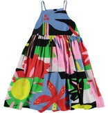 STELLA MCCARTNEY E19 Kid girl sleeveless palms dress early