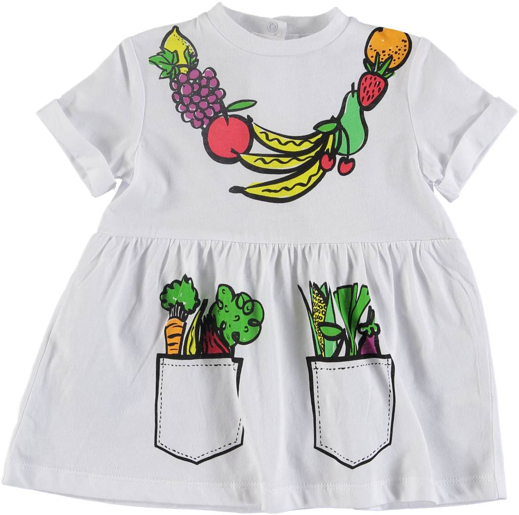 4571b84e66d9 E19 baby girl ss fruit necklace dress - Isola Bella Design Ltd