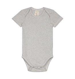 Gray Label E19 Baby Onesie