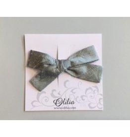 OLILIA Olilia julia large bow hair clip