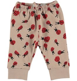 STELLA MCCARTNEY Stella McCartney BABY GIRL LADY BUG PRINT SWEATPANTS