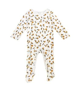 STELLA MCCARTNEY Stella McCartney UNISEX ALL OVER BEE PRINT FOOTIE