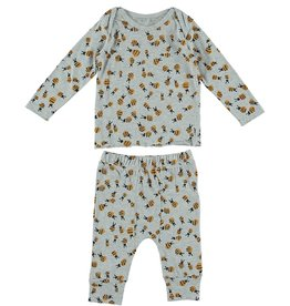 STELLA MCCARTNEY Stella McCartney MACY BABY UNISEX BABY 2 PC BEE SET