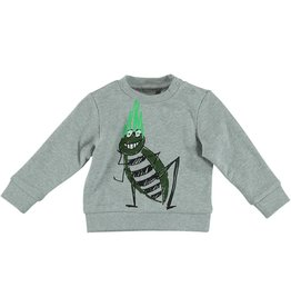 STELLA MCCARTNEY Stella McCartney BABY BOY HAND DRAWN BUG SWEATSHIRT