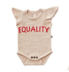 H18 equality onesie