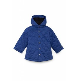LITTLE CREATIVE FACTORY Little Creative Factory Baby Hooded Quilted Coat