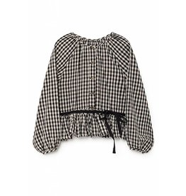 LITTLE CREATIVE FACTORY Little Creative Factory Checked Blouse