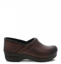 Dansko Dansko Professional Brown Burnished Leather