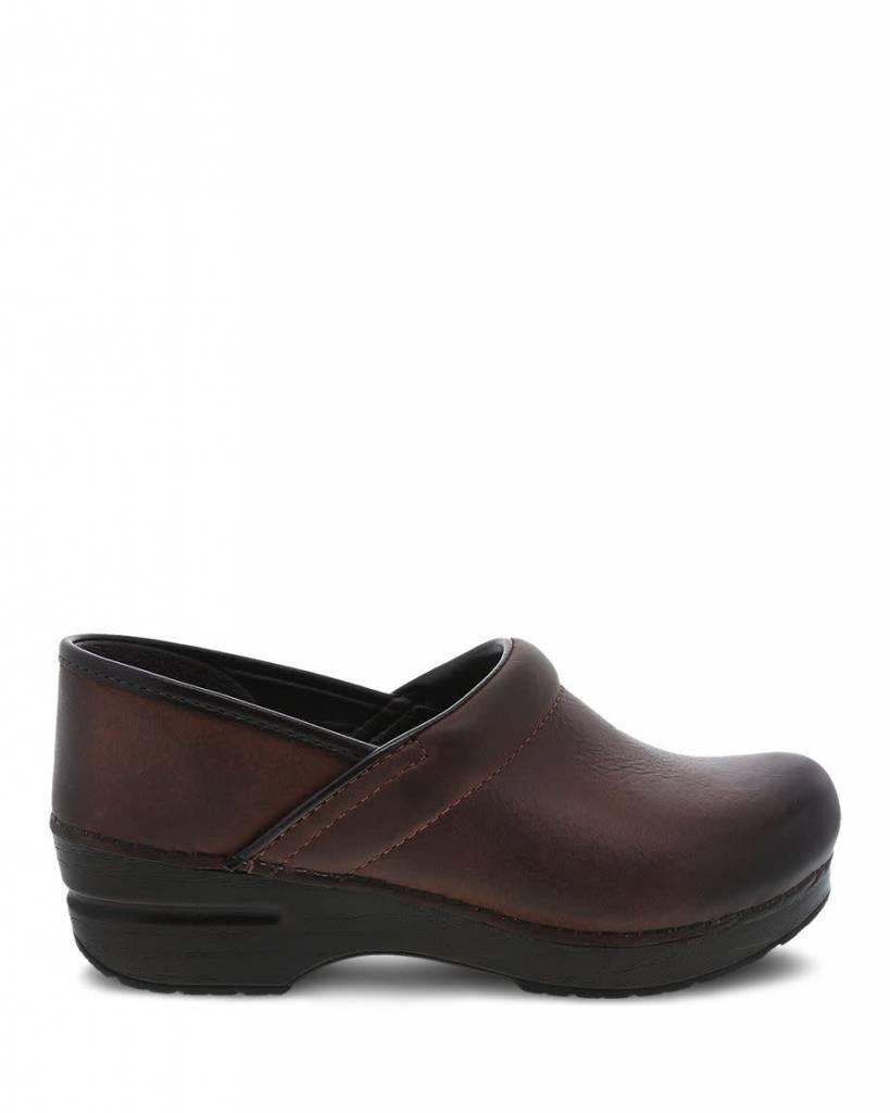 Dansko Dansko Professional Brown Burnished Leather