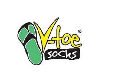 V-Toe Socks
