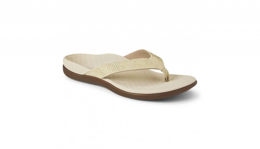 Vionic Vionic Tide Rhinestone Toe Post Sandal