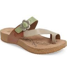 Josef Seibel Josef Seibel Tonga 23 Thong Sandal