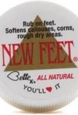 Bette K's Bette K's New Feet