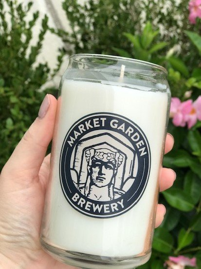 Beer Can Candles 16 oz.