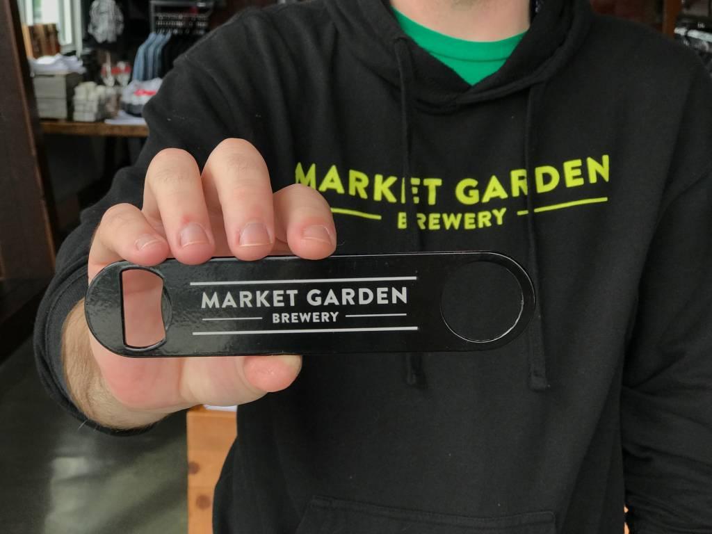 Black MGB Paddle Opener