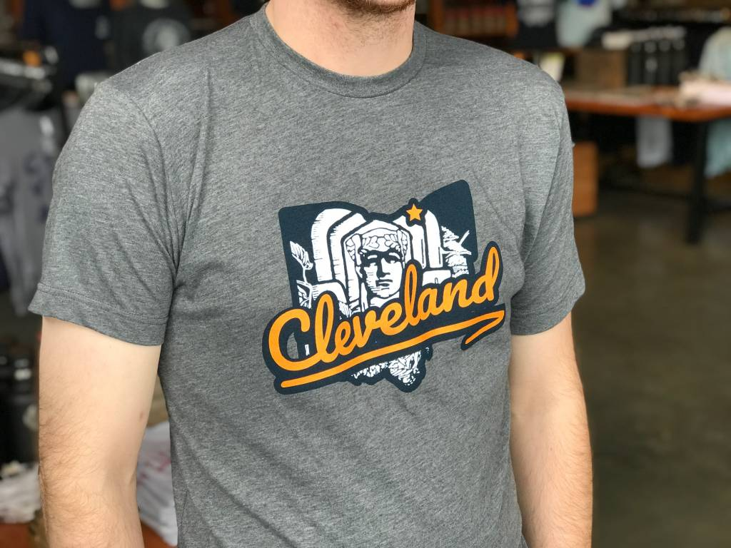 Cleveland Guardian T-Shirt