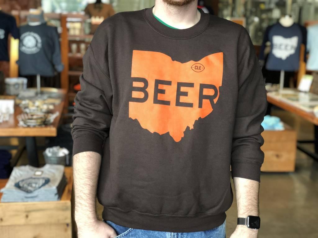 Browns Beerhio Crewneck