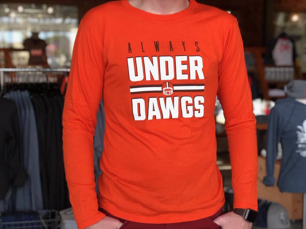 Always Under Dawgs Long Sleeve