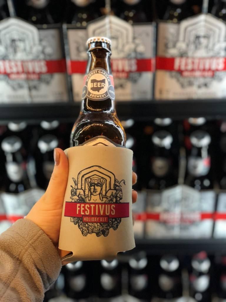 Festivus Holiday Ale Coolie