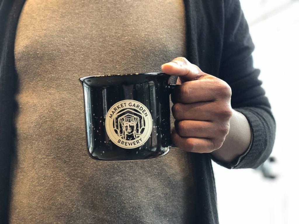MGB 15oz Ceramic Campfire Mug