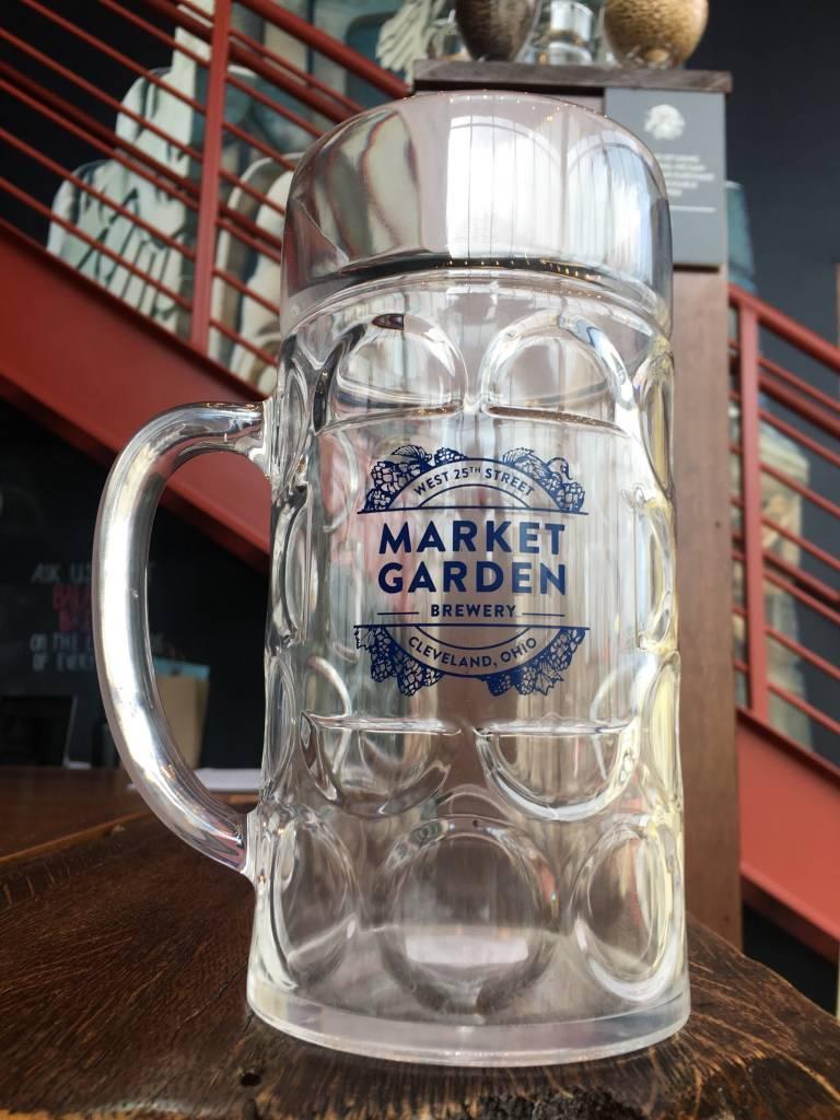 MGB Beer Mug Plastic