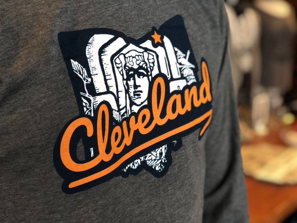 Cleveland Guardian Long Sleeve
