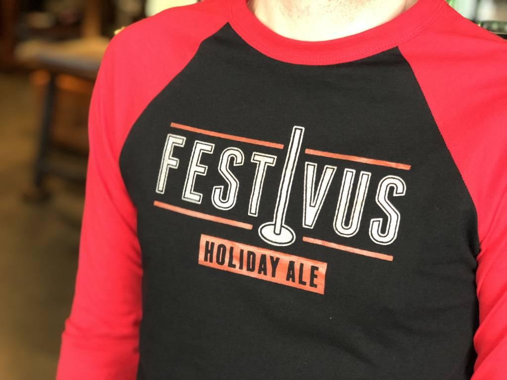 Festivus Holiday Ale Raglan