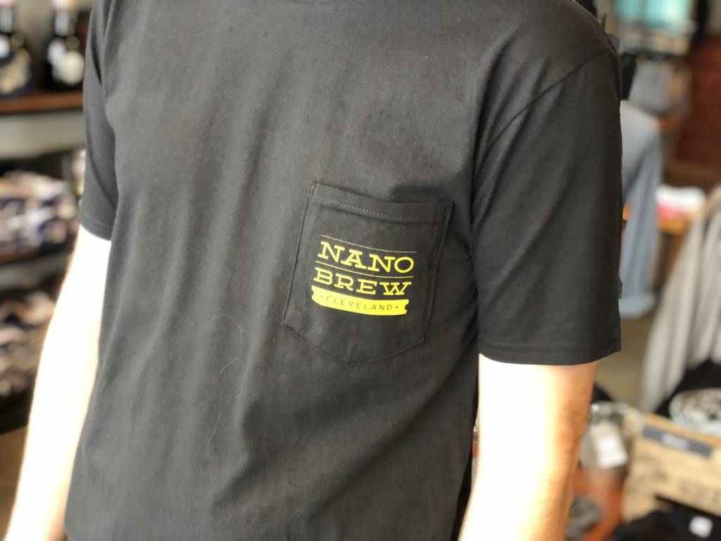 Nano Brew Pocket T-Shirt