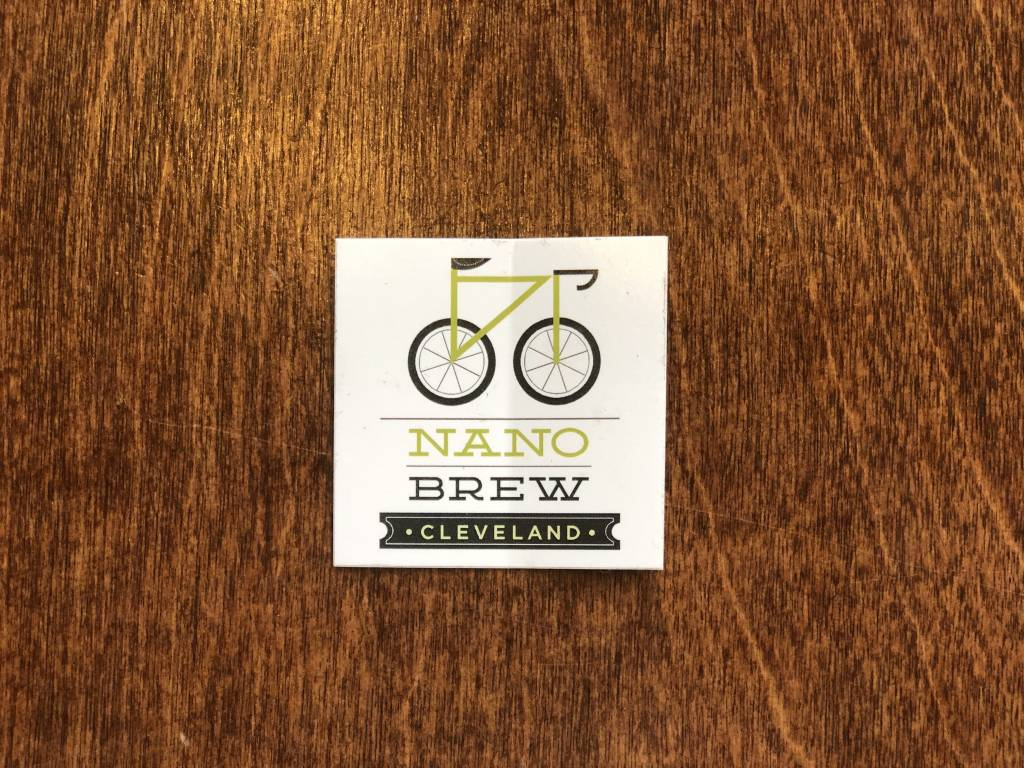 Nano Bike Sticker