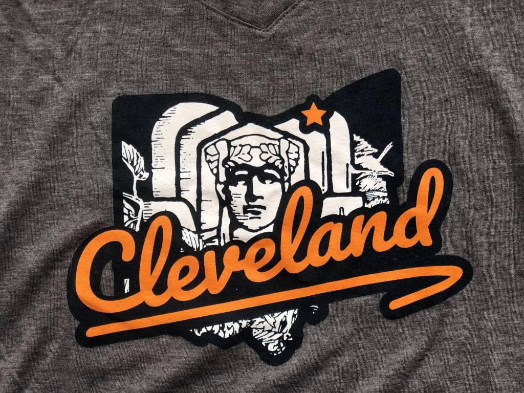 Cleveland Guardian V-Neck