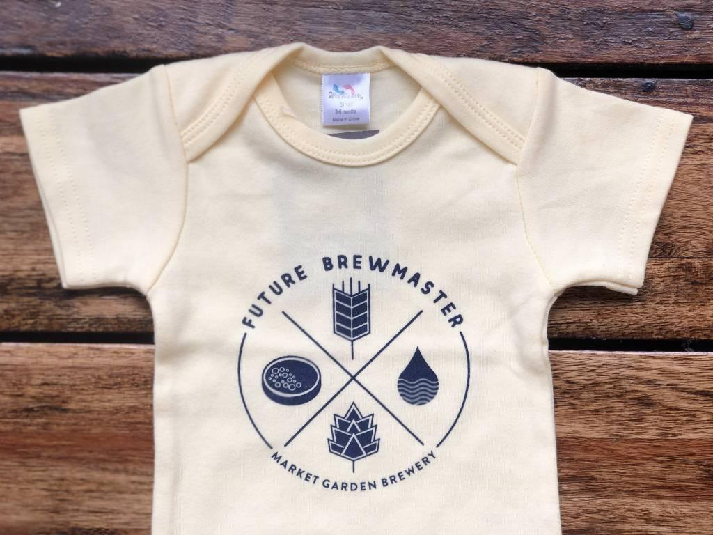 Future Brewmaster Onesie