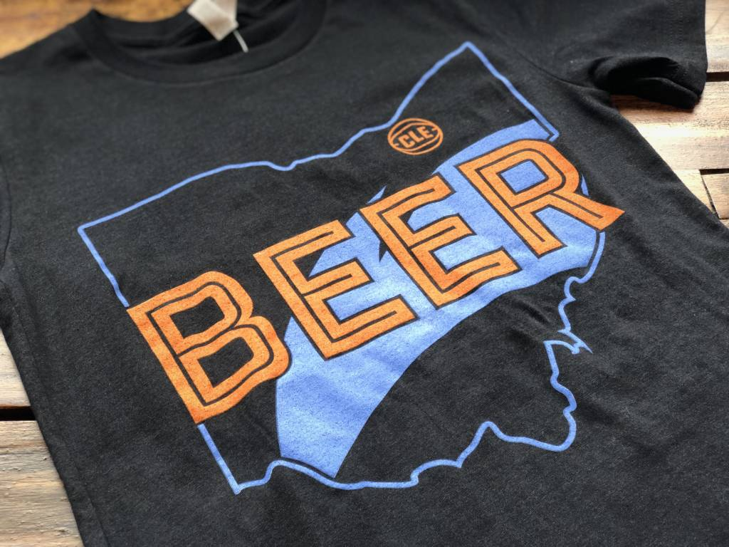 Cavs Retro Beerhio T-Shirt