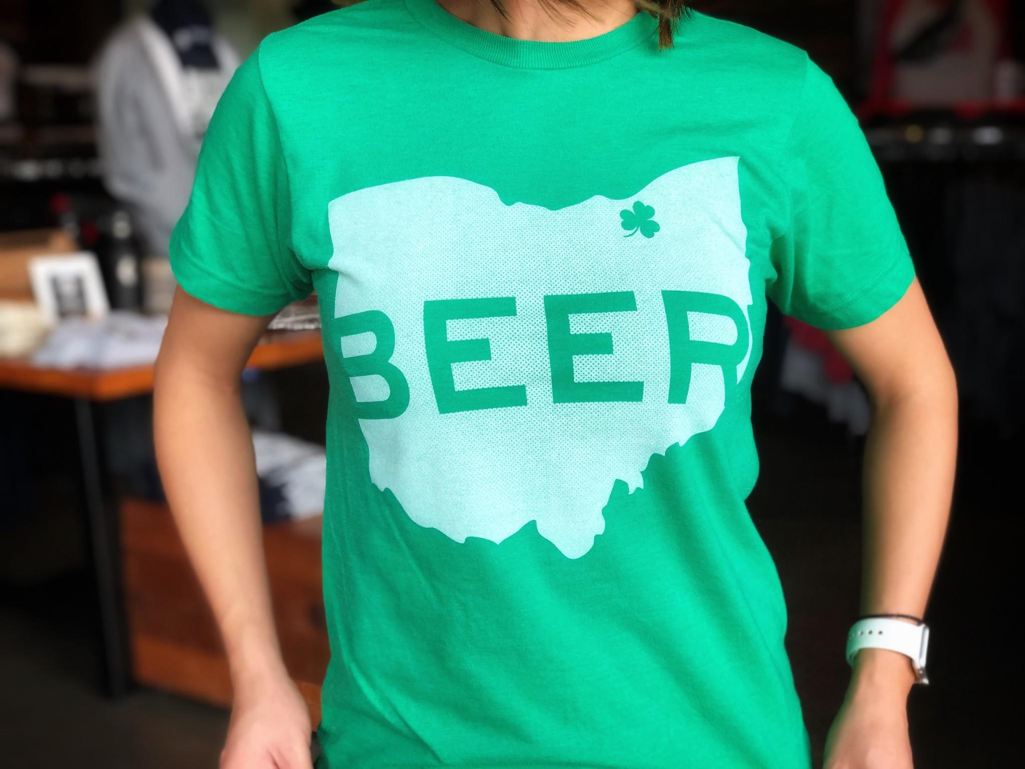 St. Patrick's Beerhio T-Shirt