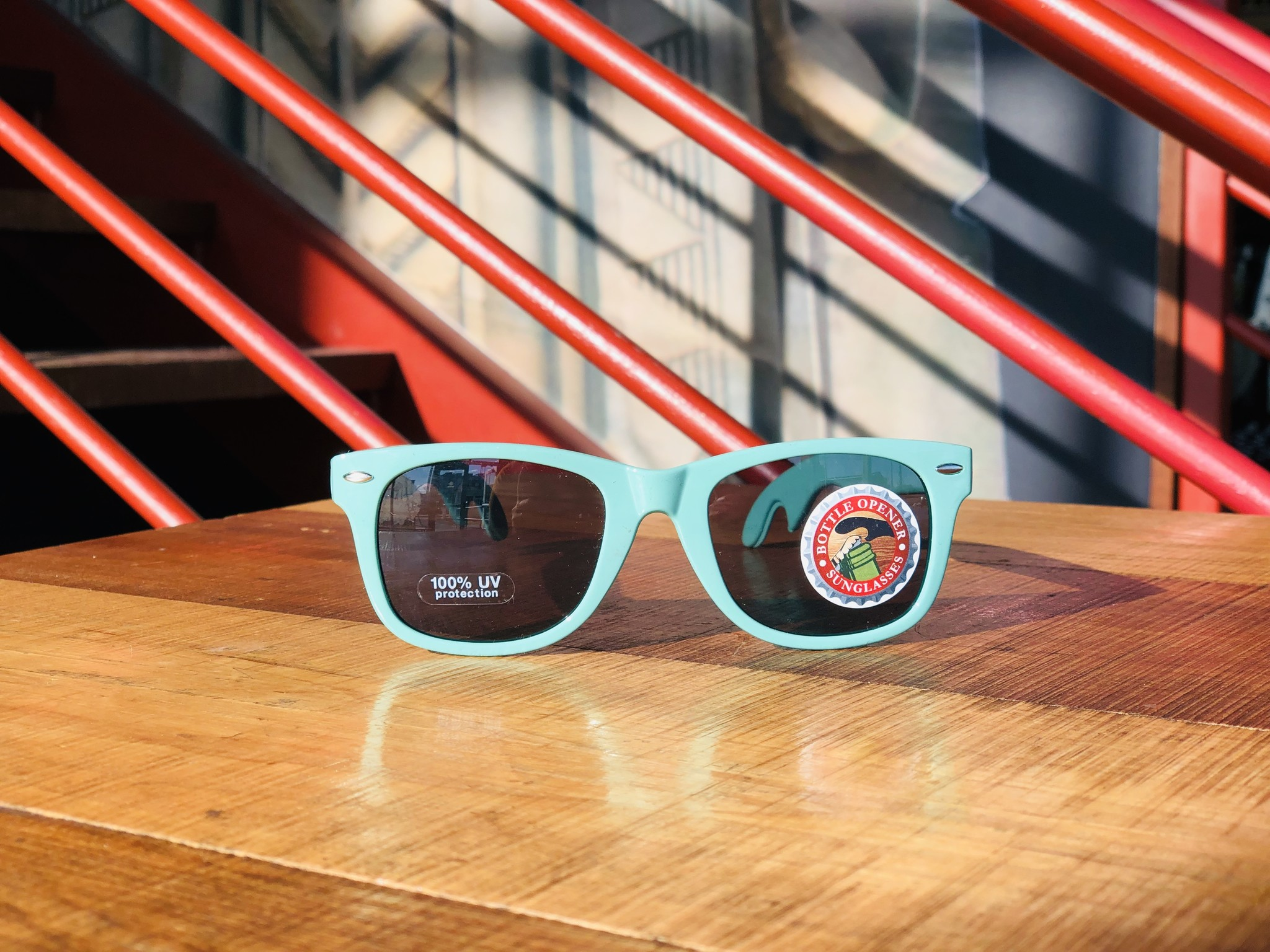 Teal MGB Sunglasses