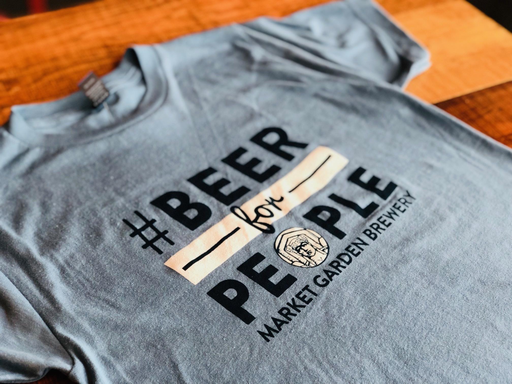 #BeerForPeople T-Shirt