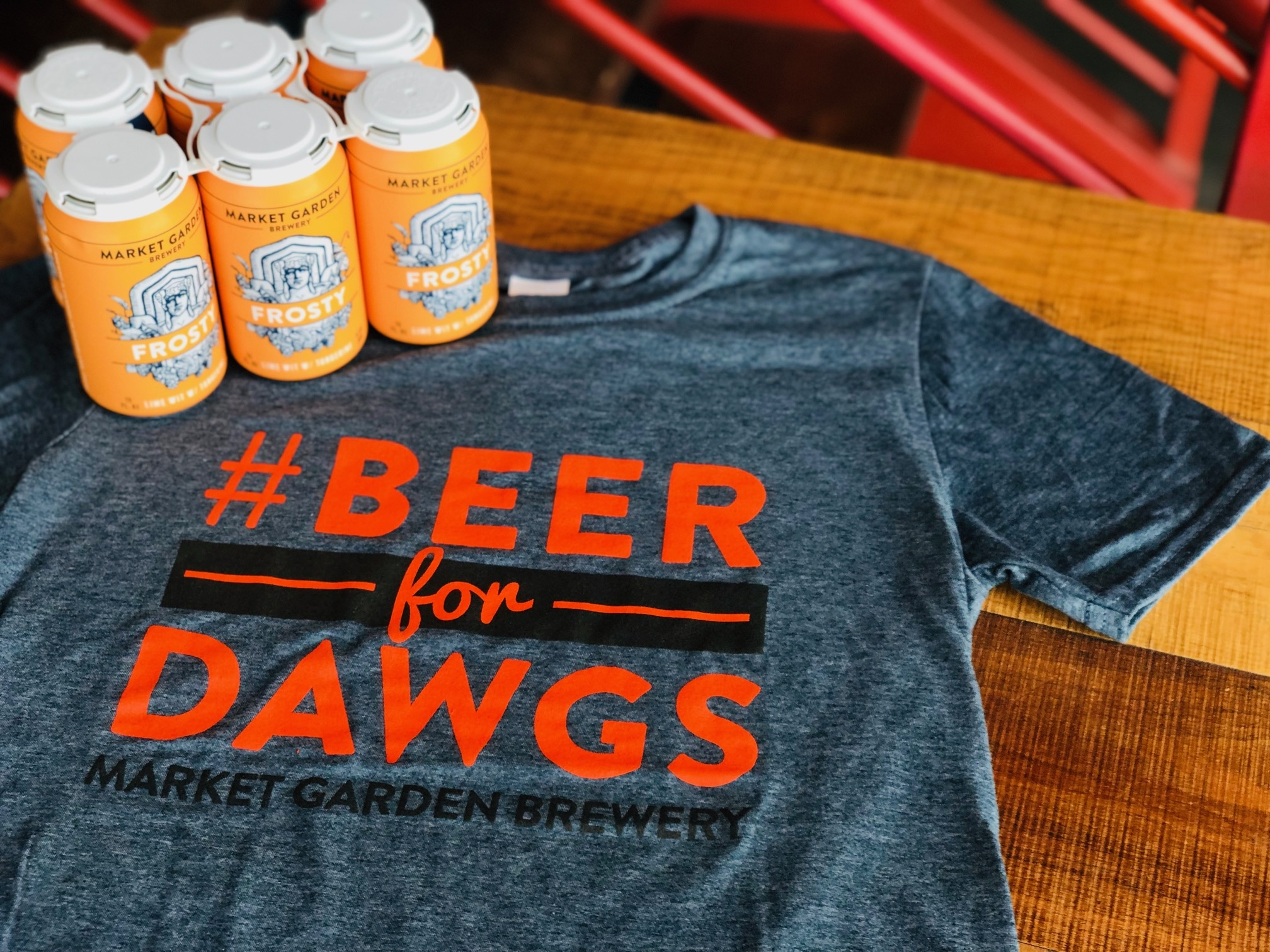 #BeerForDawgs T-shirt